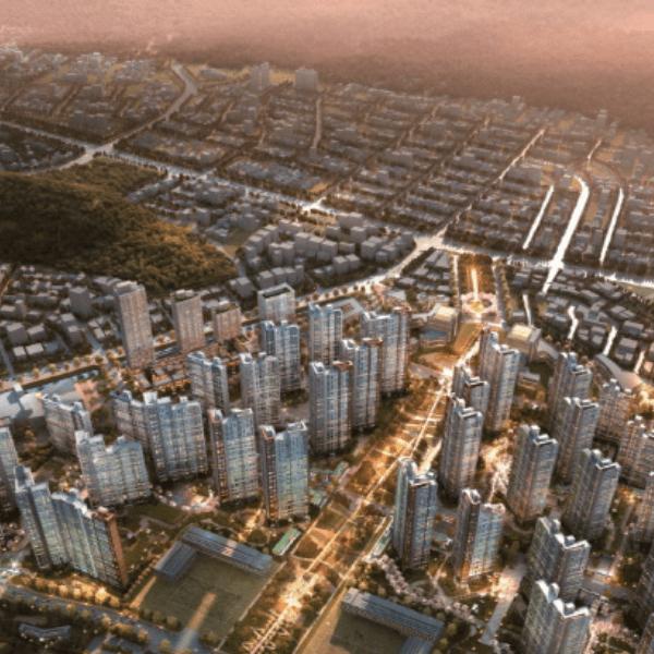 Taeyoung Industry (Desian) – Uljin, Sejong, Kimpo, Masan, Gangnam, Changwon