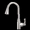vòi nước rửa chén lizens 3607